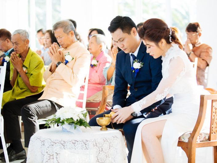 DUANGHATAI & PANITHAN Thai Wedding Ceremony